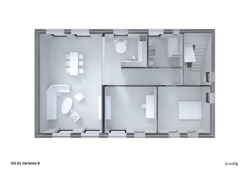 asdfg ST4 Mehrfamilienhaus Stuttgart