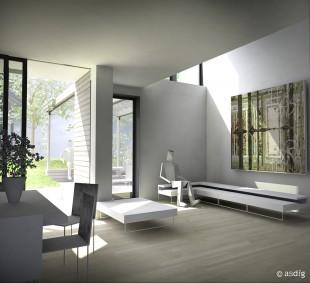 asdfg - Architekten - DAP - Doppelhaus am Phoenix See Dortmund Architektenmesse
