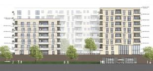 asdfg-Architekten-WQB-Wohnquartier-Baakenhafen-01-Ansicht-Sued