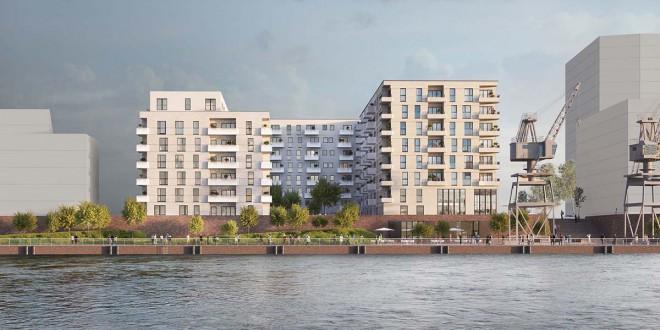 asdfg-Architekten-WQB-Wohnquartier-Baakenhafen-07-Perspektive-Sued