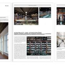 asdfg - Architekten - BHH - Bibliothek HFBK Hamburg, Hochschule für bildende Künste, Cube Magazin Hamburg 03-18