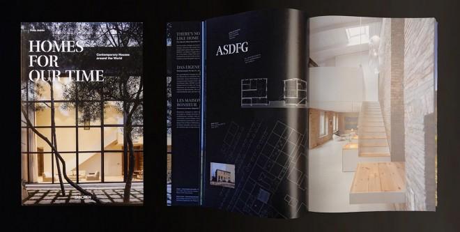 asdfg - Architekten - MMB - Taschen Verlag - Philip Jodidio - Homes for Our Time - Zeitgenössische Häuser aus aller Welt