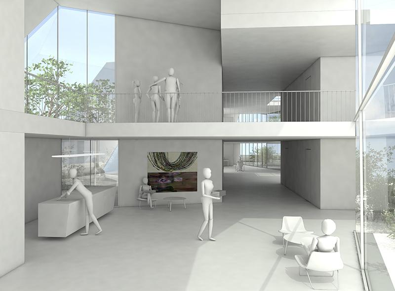 asdfg Architekten APB Aufstockung Parkhaus Hamburg