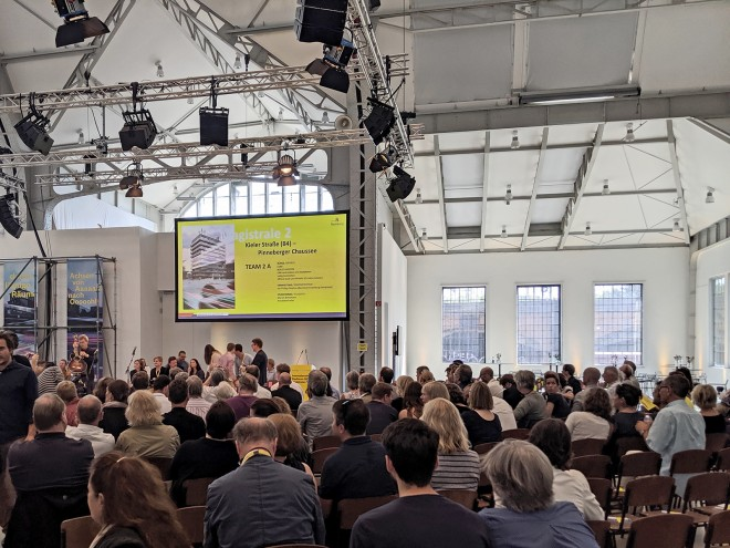 asdfg Architekten Internationales Bauforum 2019 Magistralen