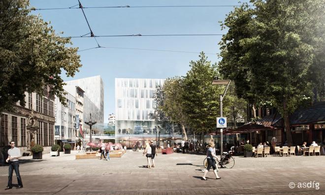 asdfg - Architekten - PAB - Projektentwicklung Ansgaritor Bremen