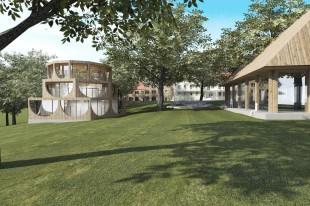 asdfg - Architekten - ROS - Gebäudeensemble Rosenhof
