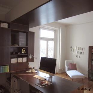 asdfg - Architekten - UWM - Wohnungsumbau -Mansteinstrasse - Generalsviertel - Hamburg