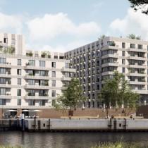 asdfg Architekten Wettbewerb Opus 84 Baakenhafen Hafencity Preisträger