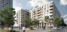 asdfg Architekten Wettbewerb Opus 84 Baakenhafen Hafencity