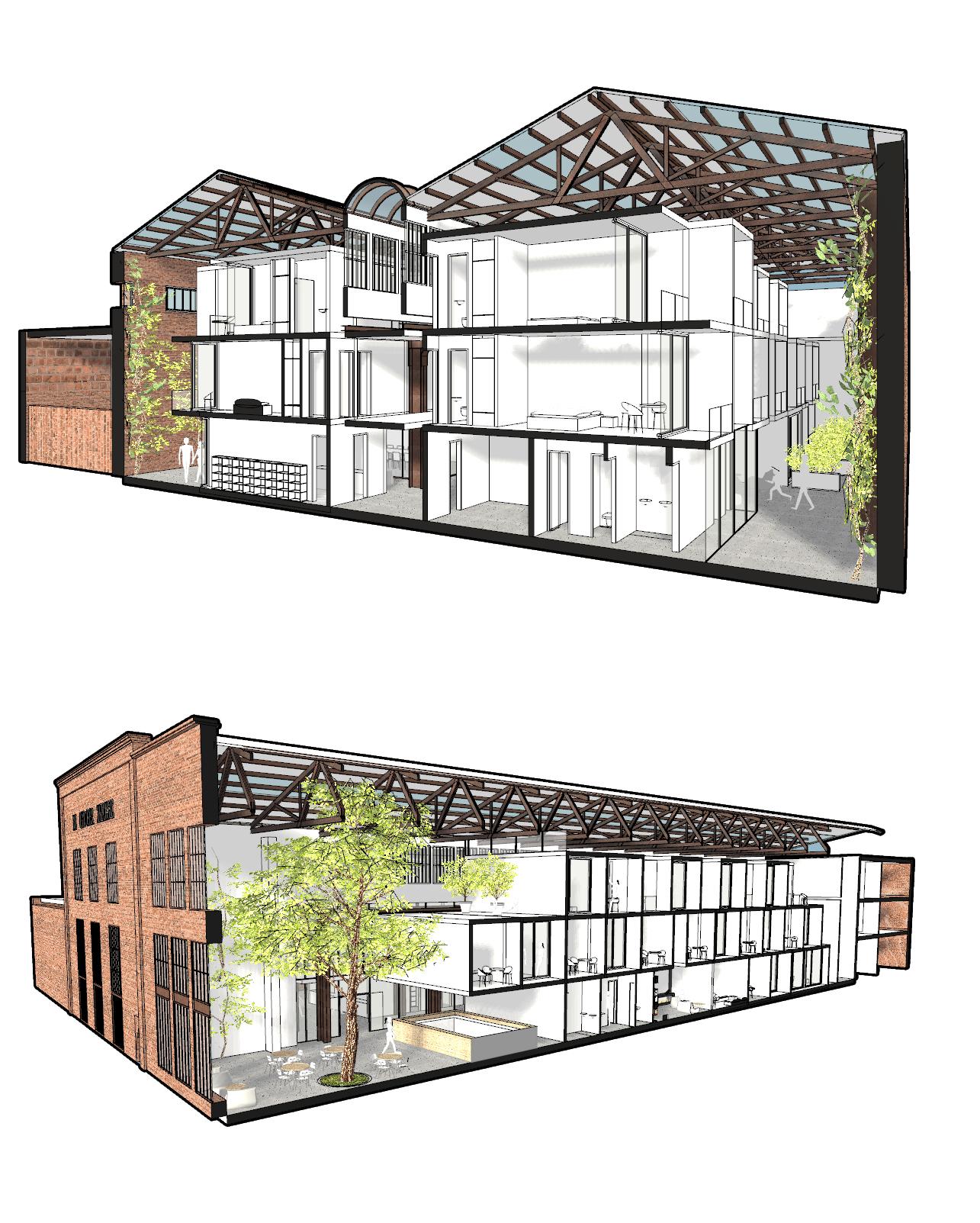 asdfg - Architekten - ZEI - Hotel Zeise 1