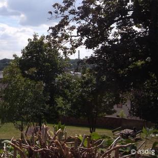 asdfg 1.Preis sky-stack OSI Ort.Schafft.Ideen Wettbewerb Kassel Schornstein Landmark Installation